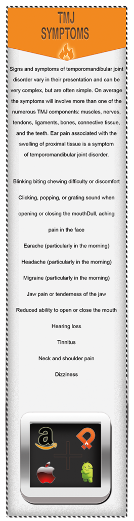 power of pain bookmark tmj