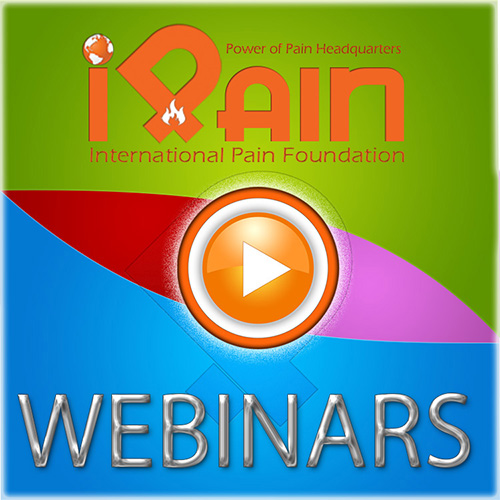 Music Moves Awareness, iPain Webinar Series