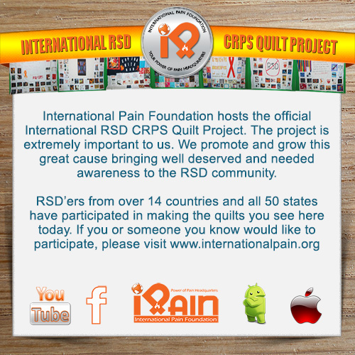 international rsd quilts ipain project