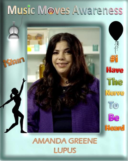 ipain featurette AMANDA GREENE