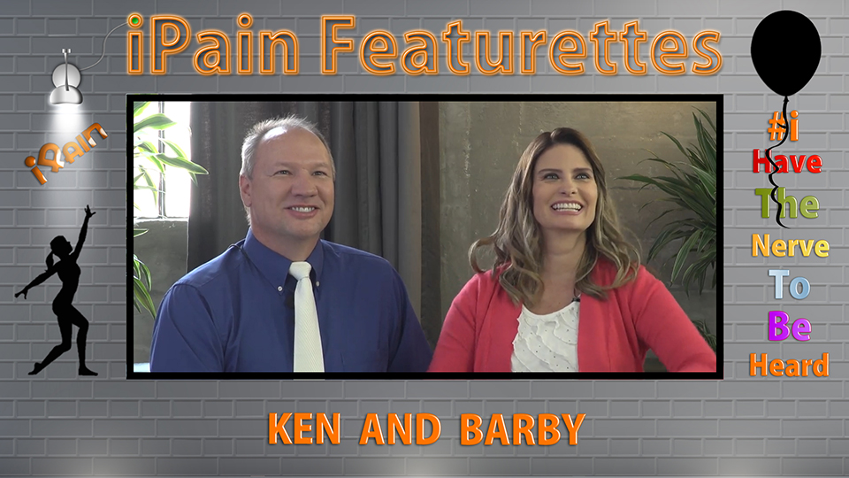 iPain Featurettes Ken and Barby