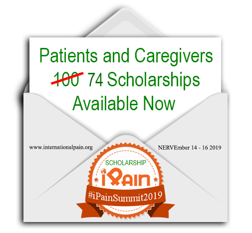 International Pain Summit 2019 - Patient Caregiver